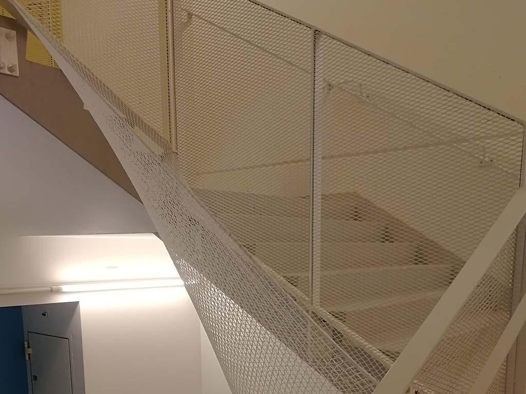 Installazione rete anticalcinaccio Milano